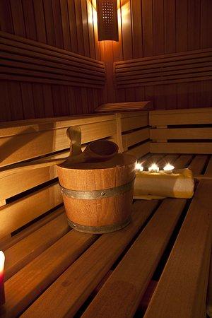 Hotel Garni Angela: Sauna klassisch