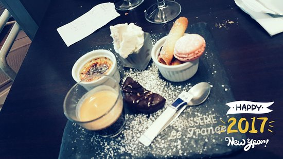 Auch, France : Cafe Brasserie Le France