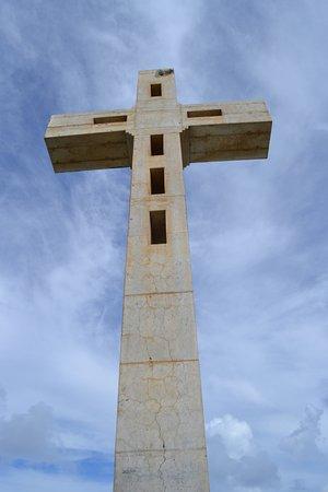 Saint Francois, Guadeloupe: The cross