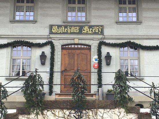 Duerrenroth, Schweiz: Ottime specialità svizzere!
