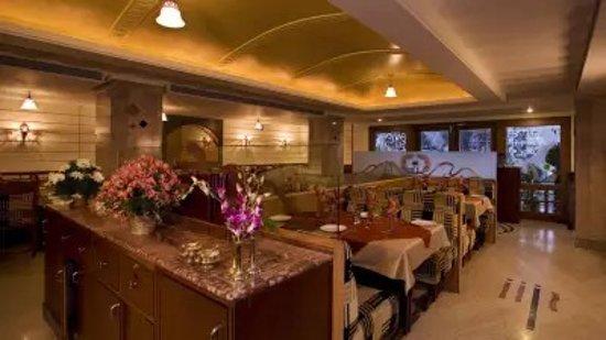 Hotel Pai Comforts, JP Nagar: The Princess Restaurant