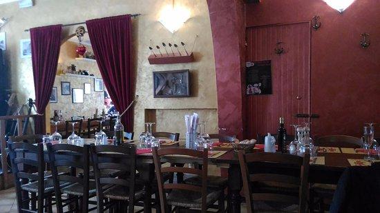 Stra, Italia: sala interna