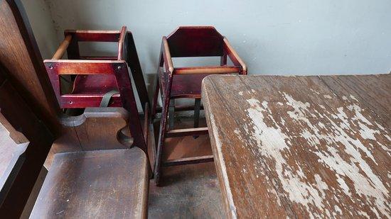 Milton, Australia: chairs for Babies