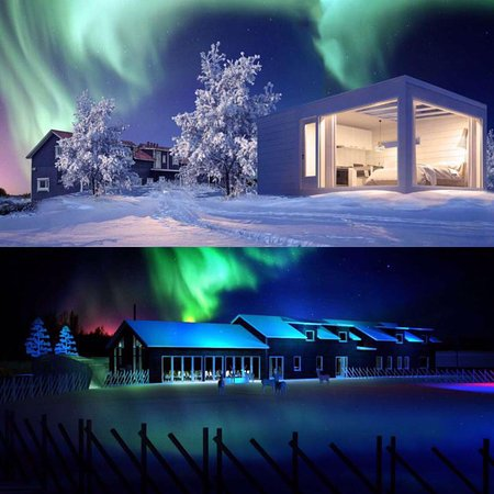Afbeeldingsresultaat voor the ranch northern lights