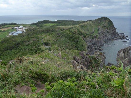 Kumejima-cho, Japan: 展望台からの眺め