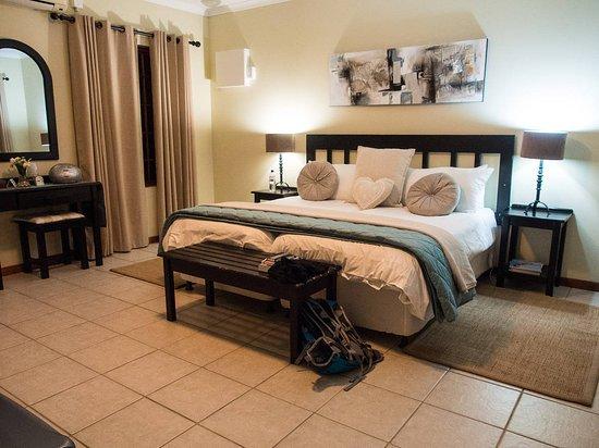 Addo, South Africa: Unser Zimmer