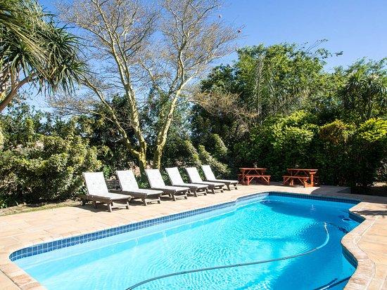 Addo, South Africa: Schöner Pool