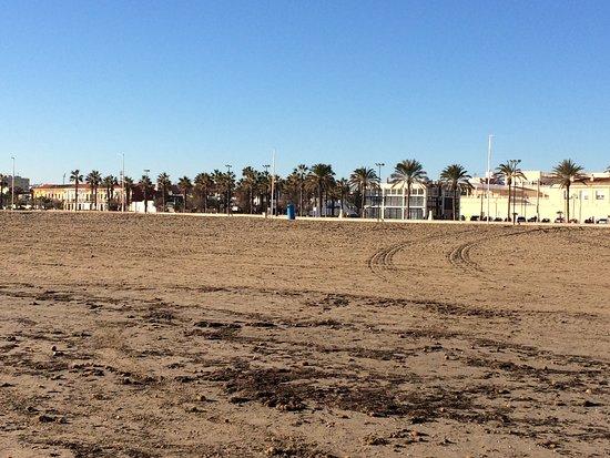 Spiaggia playa de la malvarrosa valencia resmi for Spiaggia malvarrosa valencia