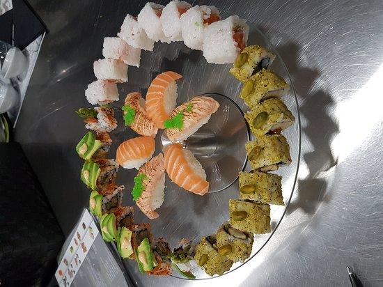 Le Cannet-des-Maures, France: Esprit Sushi