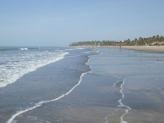 Kotu Beach: 海岸の様子
