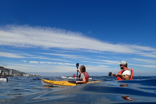 Kaskazi Kayaks & Adventures: if you love open space, clouds, ocean and sun, come kayak with us!