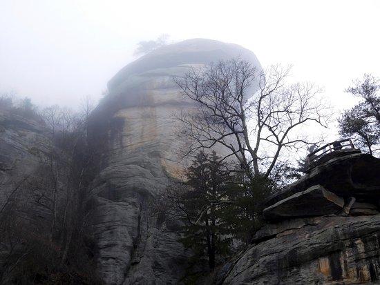 The Chimney Rock