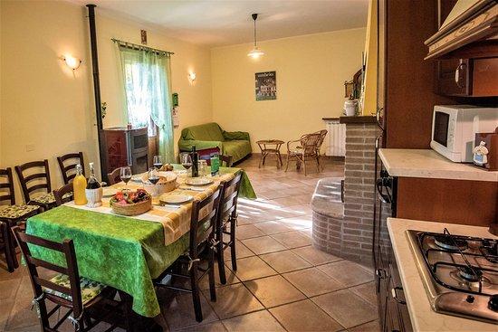 Valfabbrica, Włochy: Appartamento la vecchia dimora