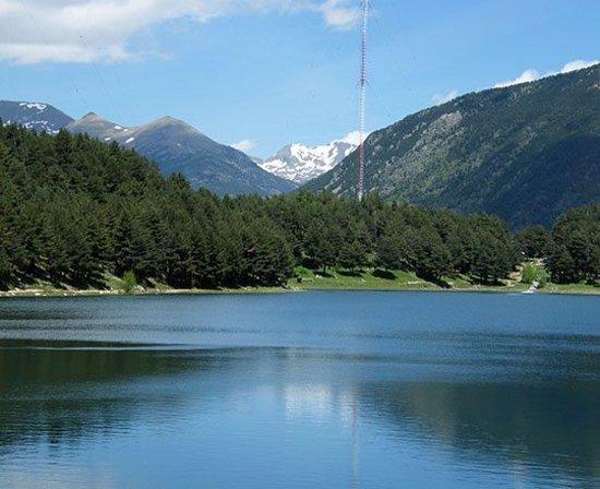Encamp Parish, Andorra: Camí Llac d'Engolasters