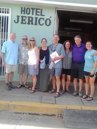 Hotel Jerico: hotel Jericó