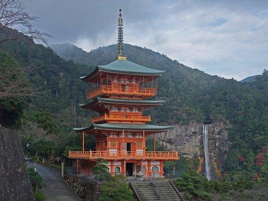 Nachikatsura-cho, Japan: 3 story pagoda