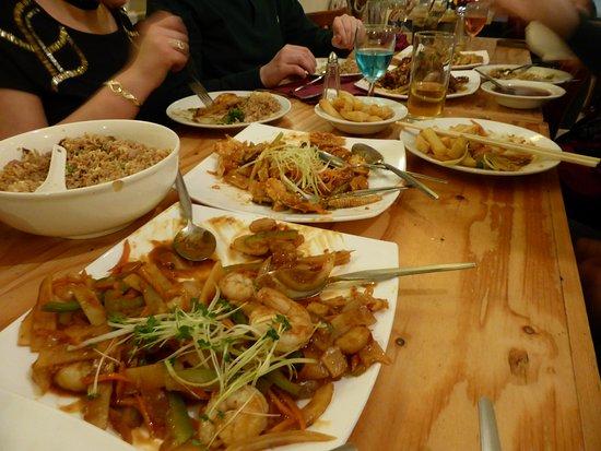 Chinese Restaurants Near Mansfield
