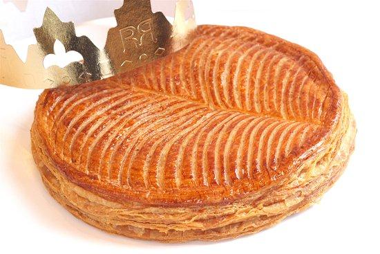Mi Cielo Patisserie : galette des Rois entièrement fait maison!
