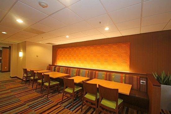 Aiken, SC: Breakfast Area Seating