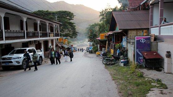 Bilde fra Pakbeng