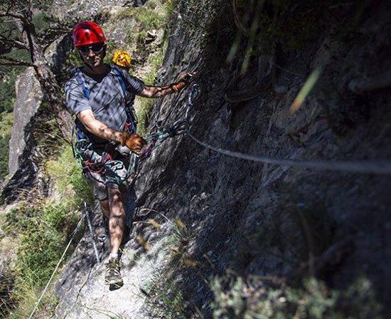 Ordino, Andorra: Via Ferrata Creu de Noral