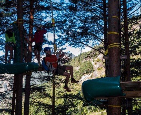 Ordino, Andorra: Bosc Aventura Segudet