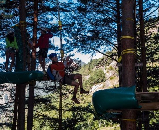 Ordino, Ανδόρα: Bosc Aventura Segudet