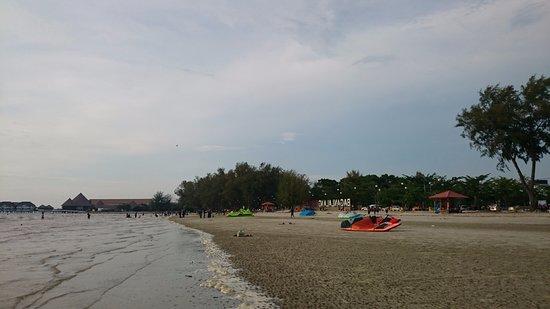 Селангор, Малайзия: The beach