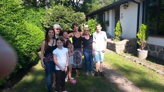 Casa Hernandez: frente de la casa