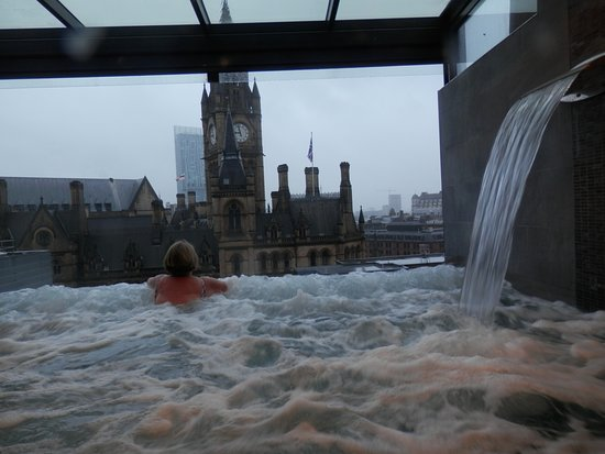 Pool picture of king street townhouse manchester tripadvisor for Manchester hotel swimming pool