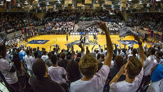 Statesboro, GA: Men's basketball game