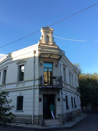 Boutique Villa Mtiebi : ouside view