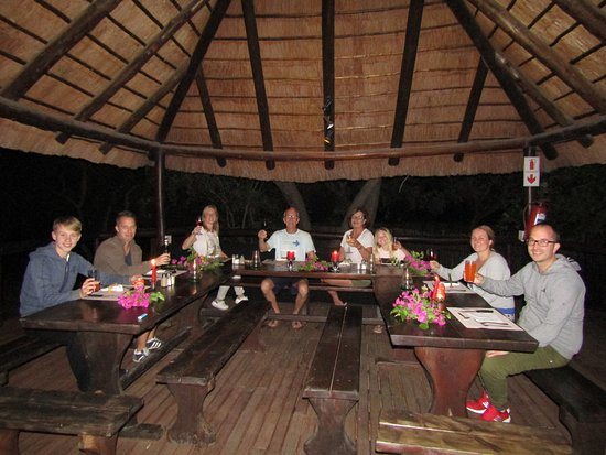 Thornhill Safari Lodge: A marriage of 40 years: worth while!