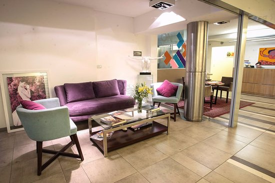 On Aparts Hotel Design