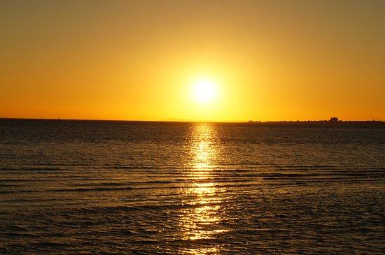 St Kilda, أستراليا: St Kilda beach sunset