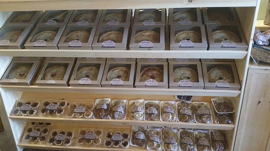 Port Perry, Canada: Fresh baking daily! Pies, Tarts, Cookies and more