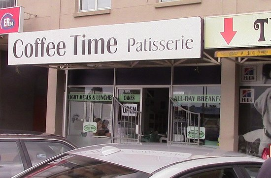 b5bbc331821 Not just another run of the mill coffee shops!! - Review of Coffee Time ...