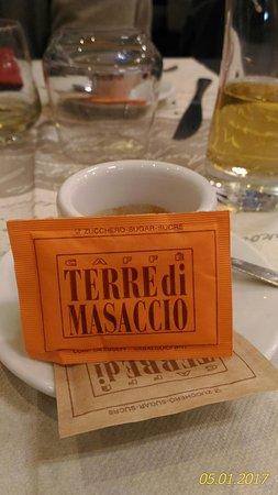 Φοϊάνο της Κοιλάδας Τσιάνα, Ιταλία: Il loro logo.