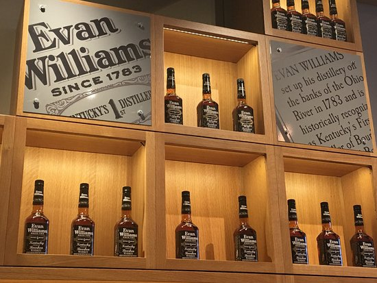 Evan Williams Bourbon Experience: photo1.jpg