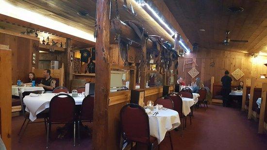 Gallup, NM: Badlands Grille Interior
