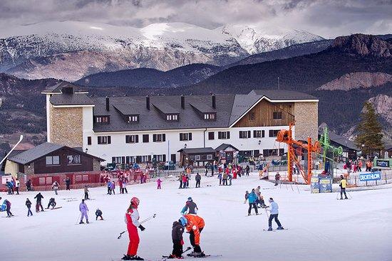 SERHS Ski Port Del Comte Hotel
