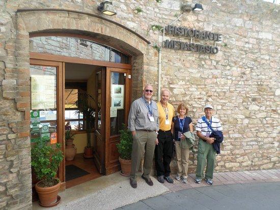 Ristorante Metastasio : Anther visit to Metastasio's