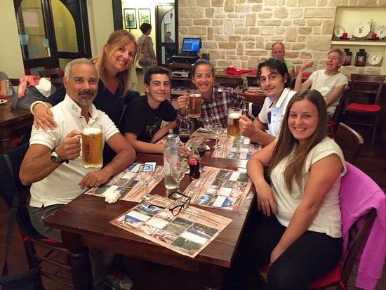 Grabovac, Croacia: Viaggio con Amici indimenticabile