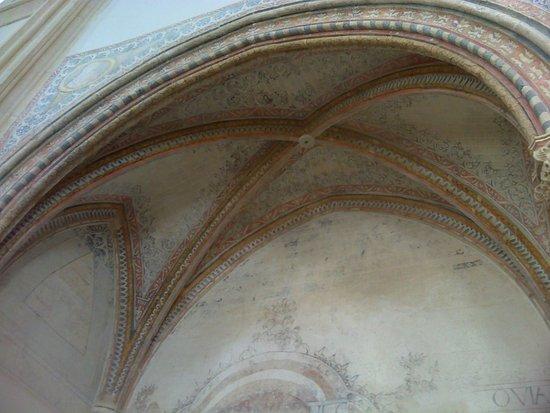 Provincia de Guadalajara, España: Bóveda lateral.