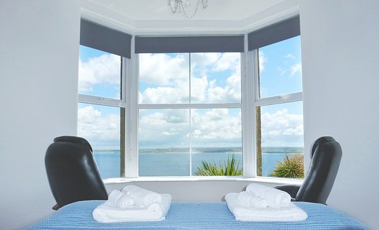 Channings: Room1 - Kingsize, En Suite, Panoramic Sea Views