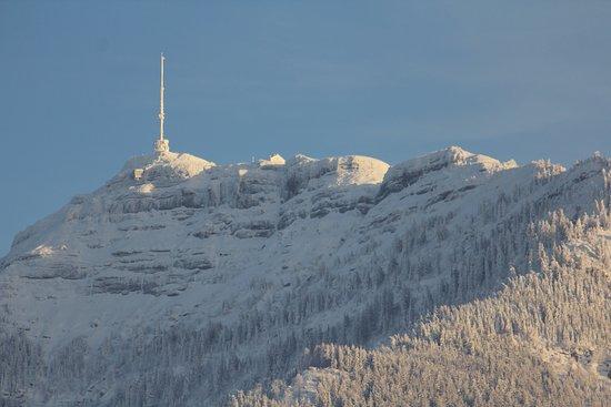 Rigi Kaltbad, Suiza: Die Rigi im Winterkleid