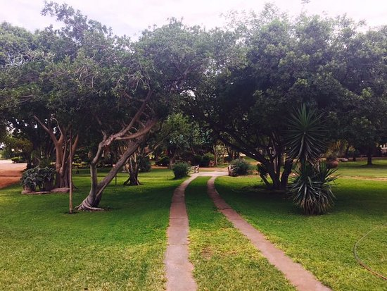 Baobab Chalets