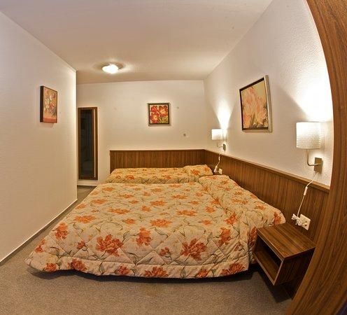 Zittau, Germany: Dreibettzimmer