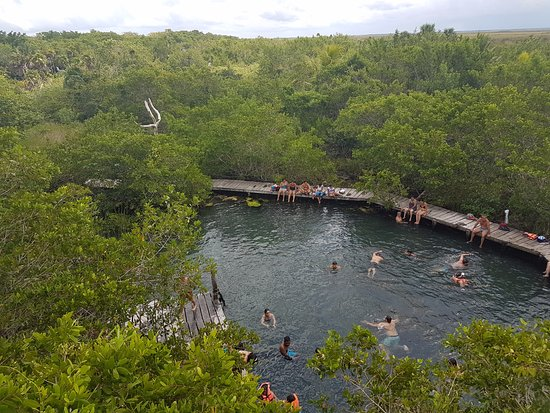 Holbox Island, Mexico: Cenote