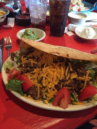 Goodlettsville, TN: Taco salad